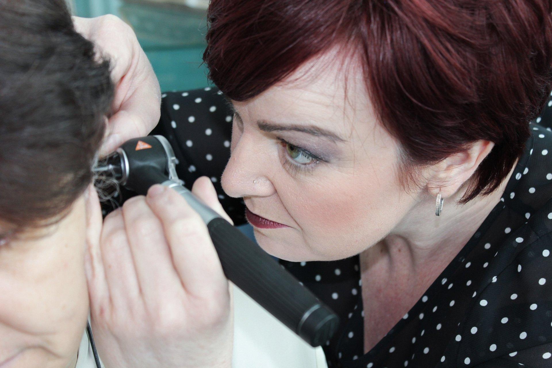 Hearing Test - Video Otoscopy